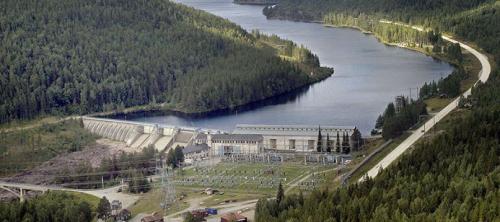 Modernisering av Krångede kraftverk
