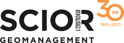 SCIOR Geomanagement AB Logo